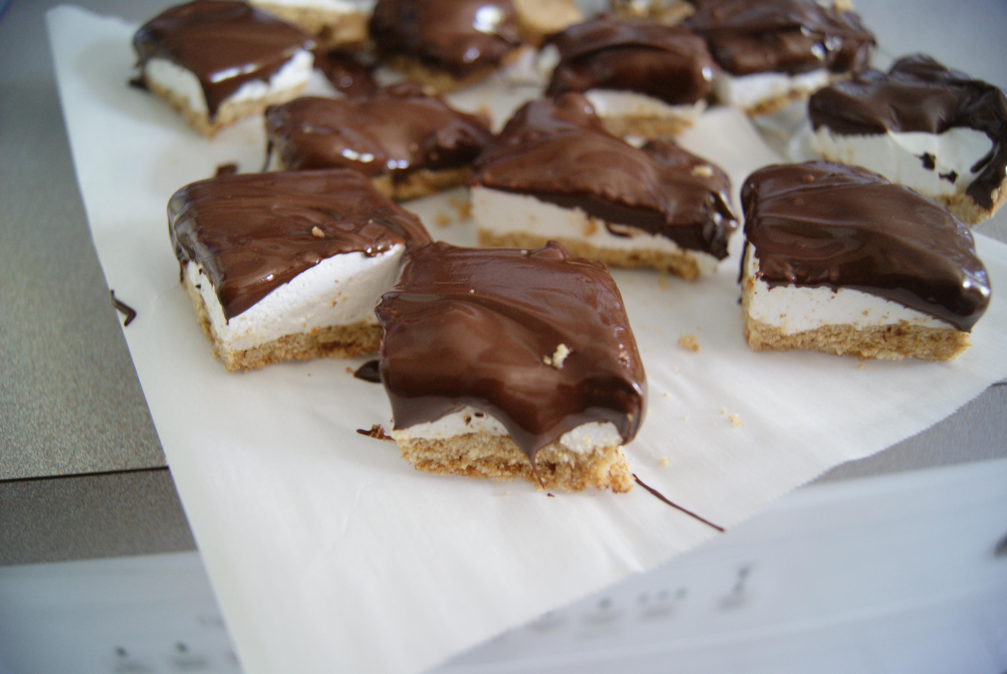 Homemade Mallomar Bars Recipes — Dishmaps